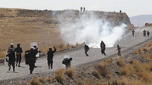 Procesos judiciales de Cusco y Cajamarca se verán en Ica y Lambayeque