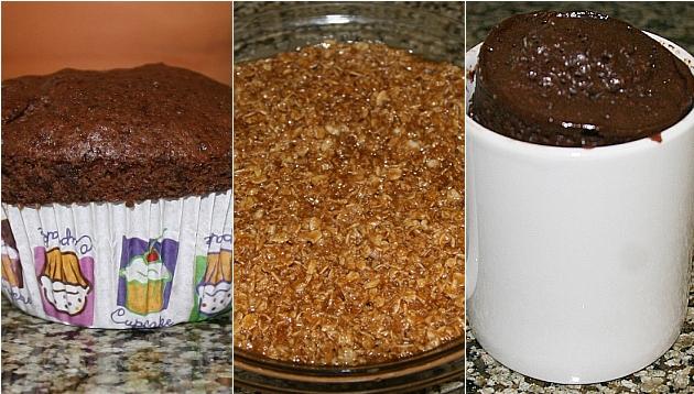 En solo minutos: tres recetas para hacer postres en microondas