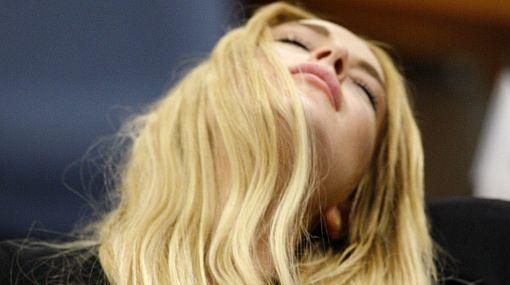 """La recaída de Lindsay Lohan: """"Estoy preparada para afrontar las consecuencias"""""""