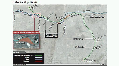 Proyecto Línea Amarilla: se irá de Surco al Callao en 18 minutos