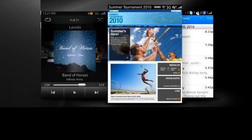 El fabricante del Blackberry podría lanzar una Tablet para competir con el iPad y el Kindle