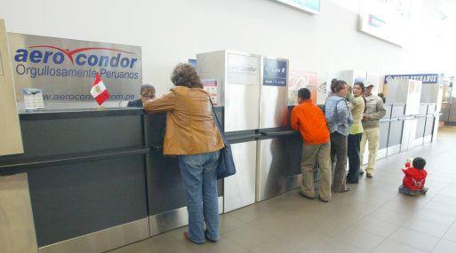 Congreso derogaría cambios al código de consumo sobre pasajes aéreos