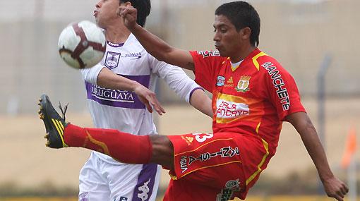 Sport Huancayo solo alineó a un extranjero en triunfo ante Defensor Sporting