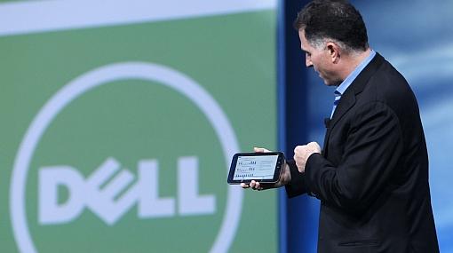 Dell presentó su revolucionaria Tablet para competir con iPad y Kindle