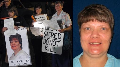 Una mujer fue ejecutada en el estado de Virginia, en EE.UU.