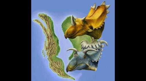 Científicos descubren un dinosaurio con quince cuernos y otra nueva especie
