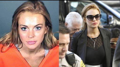 Lindsay Lohan sale de la cárcel: pagó US$300.000 de fianza por su libertad