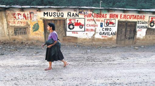 Discurso radical predomina en la campaña electoral en Ayacucho
