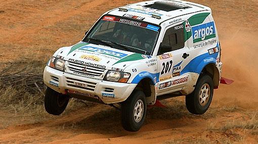 Perú ya pagó un millón de dólares para traer el Rally Dakar 2012