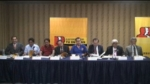 Debate regional en Piura: candidatos ven la seguridad como prioridad - Noticias de fernando granda