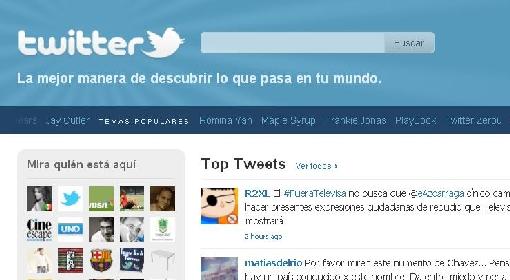 Nueva aplicación para móviles facilitará a invidentes usar Twitter