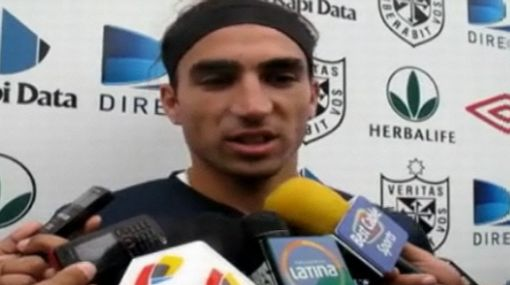Pablo Vitti no descartó dejar la San Martín para jugar por la 'U'