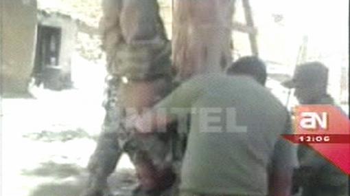 Video de brutal maltrato a soldado servirá para dar de baja a militares implicados