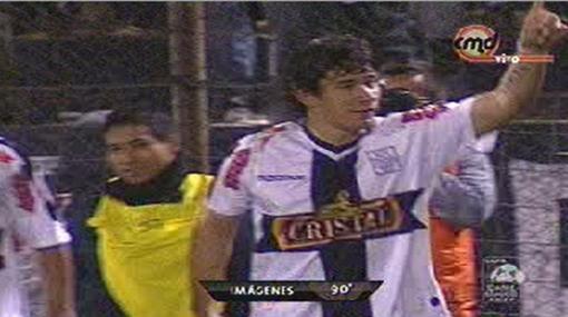 Alianza no baja los brazos y golpea a Cristal: ganó 3-1 en Matute