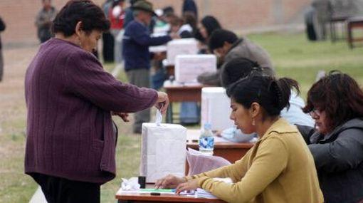 Cerca del 40% de colegios públicos y privados del país serán sedes de votación