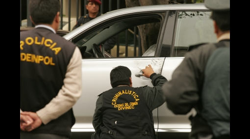 Delincuencia genera anualmente gastos por 25.500 millones de dólares en el Perú
