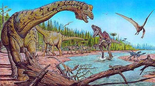 Los dinosaurios habrían sido los primeros animales en tener piojos