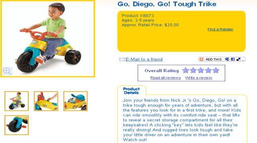 Marca de juguetes Fisher Price retirará 10 millones de productos en el Perú y el mundo
