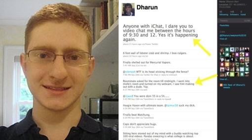 Universitario se suicidó porque difundieron en vivo su encuentro sexual con un hombre