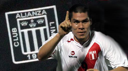 Alianza Lima quiere negociar con el Omonia Nicosia el pase de Hernán Rengifo