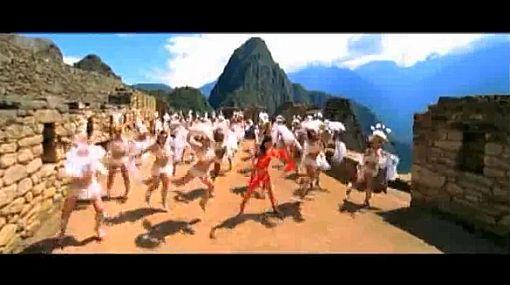 """Machu Picchu fue escenario de """"Endhiran (The Robot)"""", la película más cara de Bollywood"""