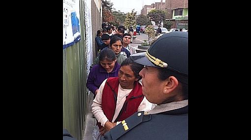 Largas colas en centros de votaciones: envía tus imágenes