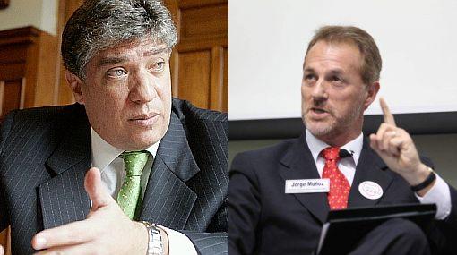 Miraflores: Jorge Muñoz supera a Manuel Masías, de acuerdo con cifras oficiales de la ONPE