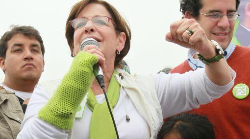 """Susana Villarán: """"Vamos a defender nuestros votos de actas observadas"""""""