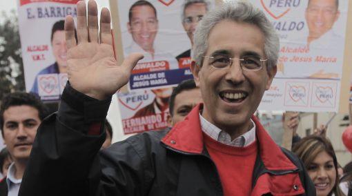 """Fernando Andrade: """"La población ya decidió y esa voluntad hay que respetarla"""""""