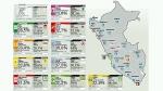 Casi 20 departamentos definirían en segunda vuelta a su presidente regional - Noticias de elias segovia ruiz