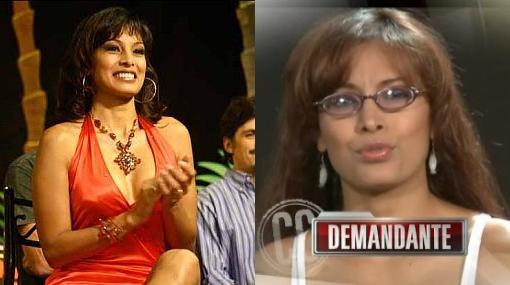 """Marisela Puicón admite que fue contratada para actuar como panelista en """"Caso Cerrado"""""""