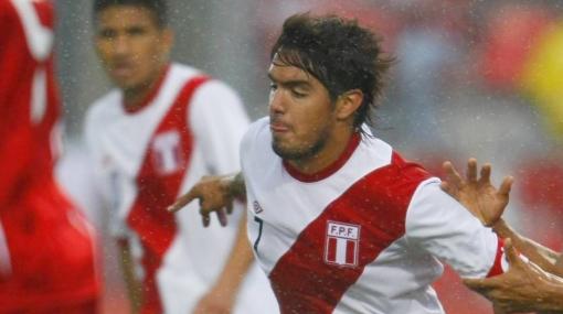 Juan Vargas quedó descartado para los dos partidos
