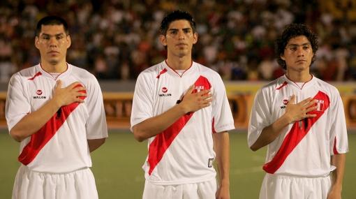 Como en el 2008: Rengifo, Zambrano y Chávez titulares ante Costa Rica