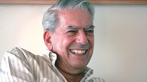 """Mario Vargas LLosa: """"Me acerco a la muerte sin pensar en ella, sin temerle"""""""