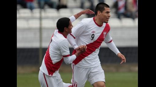 Perú logró su tercera victoria consecutiva en la era Markarián al vencer 2-0 a Costa Rica