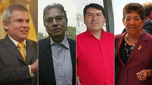Luis Castañeda y tres presidentes regionales renuncian hoy con miras a las elecciones del 2011