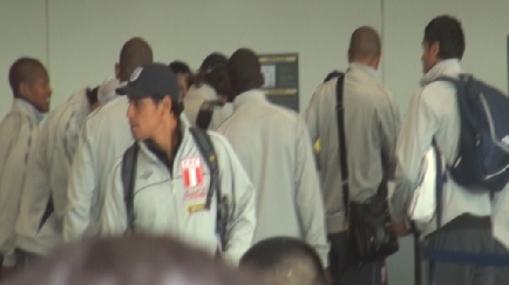 La selección viajó a Panamá en medio de dudas que la harán más fuerte, según Markarián