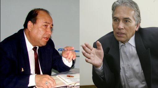 Vladimir Huaroc y Jesús Coronel entrarían al bolo de pre candidatos presidenciales por Fuerza Social