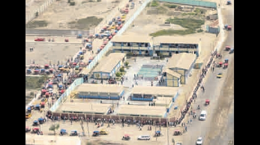 Anulan elecciones en Túcume por disturbios durante comicios