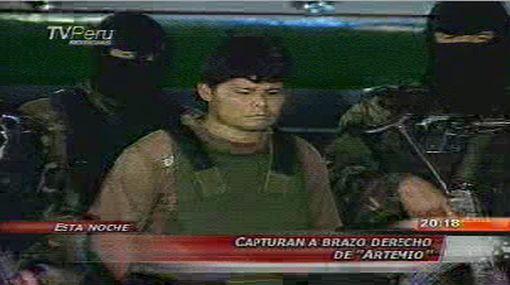 Senderista 'Izula' es responsable del secuestro y asesinato de 40 civiles