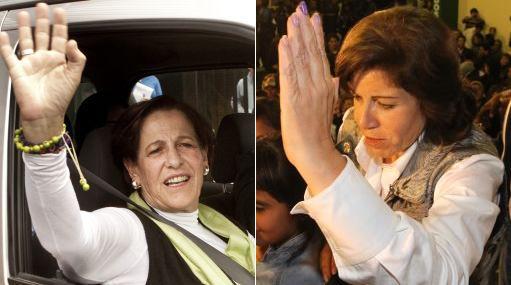 Susana Villarán alcanza 38,55% y Lourdes Flores 37,49%, según nuevo reporte de ONPE