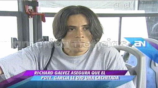 Richard Gálvez fue dado de baja de la FAP por falta grave, informó ministerio de Defensa