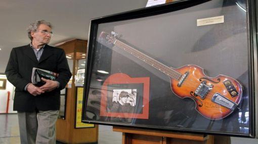 Primera subasta de objetos de los Beatles en Argentina recaudó 500 mil dólares