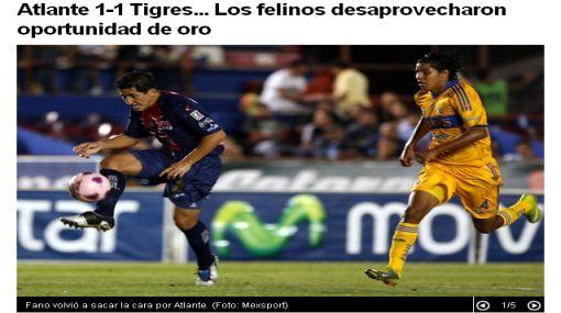 Cara y sello: Fano anotó y Aguirre falló un penal en el torneo mexicano