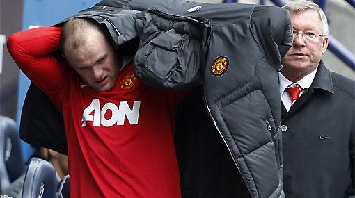 Wayne Rooney le dijo a su técnico que quiere irse del Manchester United