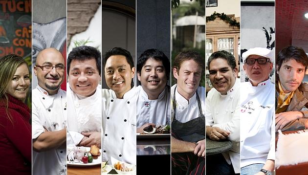 Los secretos para ser un buen chef, según nueve exitosos cocineros peruanos
