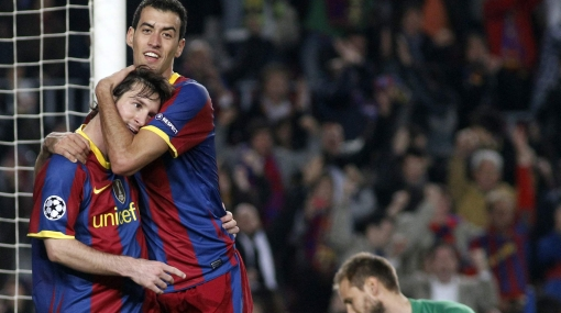 FOTOS: vea las imágenes más espectaculares de la jornada de Champions