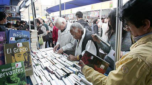 Este viernes se inicia la Feria del Libro Ricardo Palma: conozca la programación completa