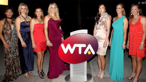 Bellas: las 8 mejores tenistas del mundo se enfrentan en el Másters de Doha desde el martes