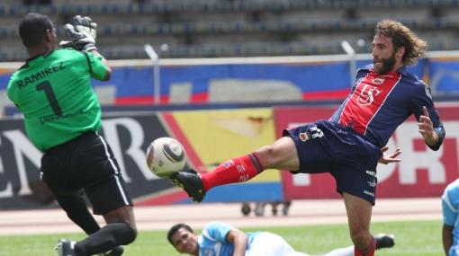 Tras su golazo: Gonzales-Vigil también pide selección